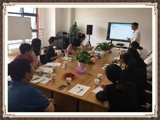 西安bwin必赢手机版登入医药科技团队与杭州中美华东制药技术团队交流研讨